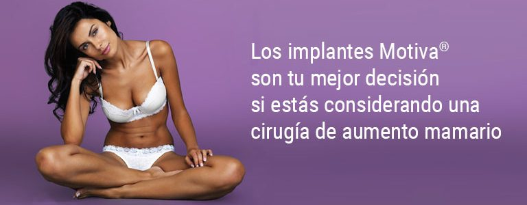 implantes de senos Motiva ML
